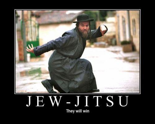 Jewjitsu